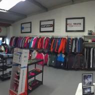 shank agency showroom